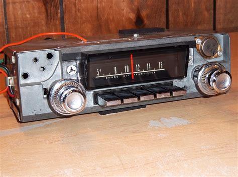 Vintage auto radio restoration jpg 3156x2353
